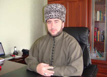 Муфтий РСО-Алания</p><p> Али-хаджи Евтеев