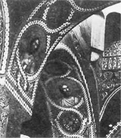 Фрески Алагирского собора <br>работы Коста Хетагурова