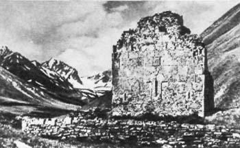 Зругский храм XI века