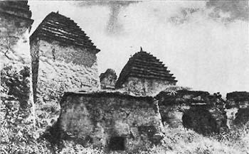 Склепы «Города мертвых»